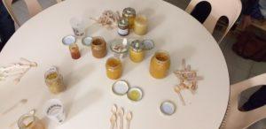 Atelier miel